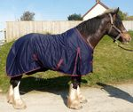 "Cotton Summersheet Heavy Horse Shire 7'0""- 7'9"""